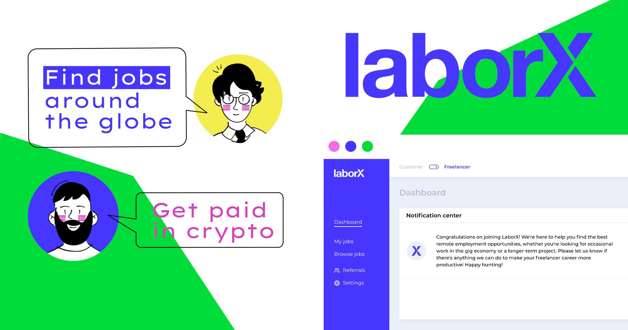 bitcoin freelance locuri de muncă)